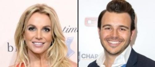 Britney Spears y Charlie Ebersol