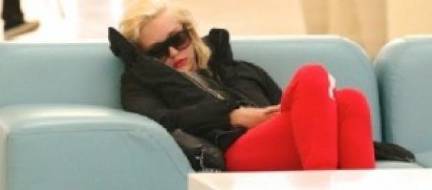 Amanda no tiene donde dormir