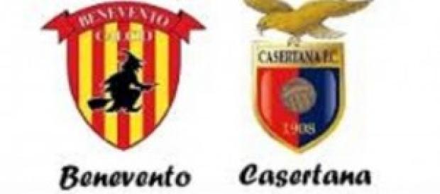 Benevento-Casertana, Lega Pro, 12^giornata