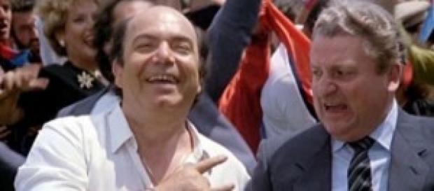 Il celebre Oronzo Canà interpretato da Lino Banfi