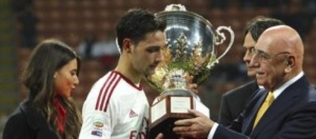 Il Milan vince il trofeo Berlusconi