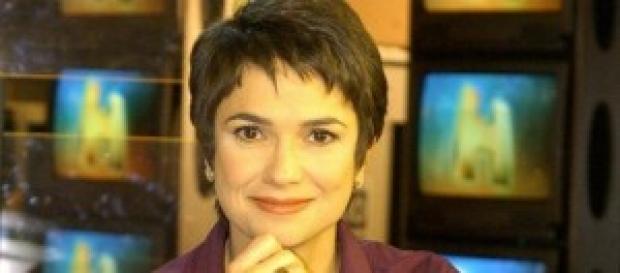 Sandra Annenberg do 'Jornal Hoje'