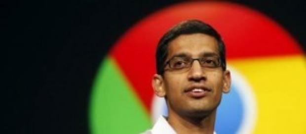 Sundar Pichai, el nuevo hombre fuerte de Google.