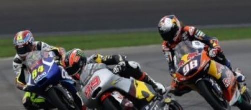 Carrera del Mundial de Moto3