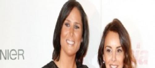 Chenoa y Rosa en los Premios Cuida de Ti