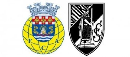 FC Arouca perde com Vitória SC, de Guimarães