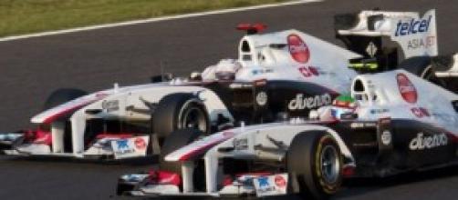 Checo y Esteban podrían no correr juntos en la F1