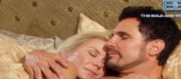 Brooke e Bill tornano insieme