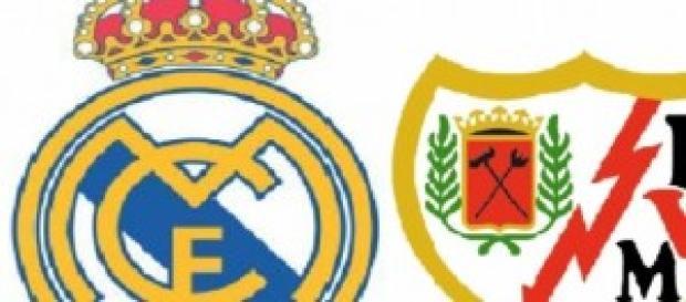 Real Madrid vence al Rayo Vallecano.