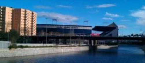 Estádio Vicente Calderón, em Madrid