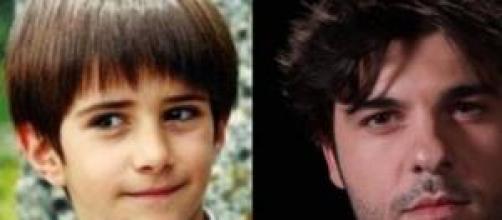 Gonzalo è Martin Castro, figlio di Pepa.