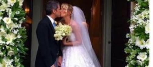 Gossip news: Alessia Marcuzzi ha sposato Paolo