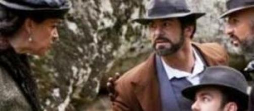 Il Segreto: Donna Francisca fa uccidere Fernando.