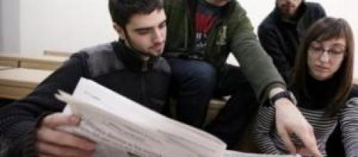 jóvenes españoles desempleados.