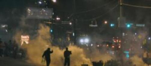 Los incidentes en Ferguson