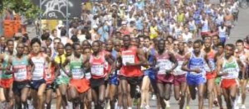 Maratón de Florencia: un corredor muere.