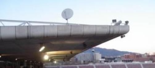 Panorámica del Mini Estadi de Barcelona