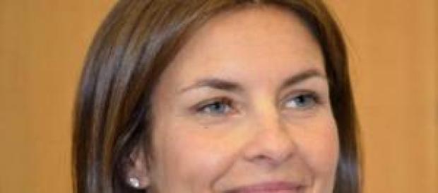 A. Moretti, candidata centrosinistra in Veneto