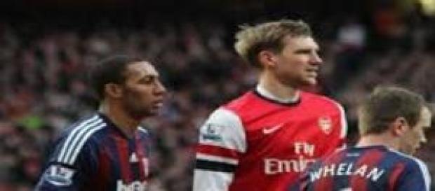 Arsenal e Southampton si sfidano mercoledì sera