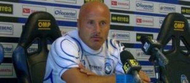 Colantuono allenatore dell'Atalanta