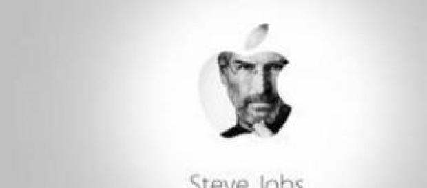 Imagem da Apple e Steve Jobs