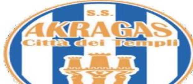 Stemma della SS Akragas nel torneo di serie D