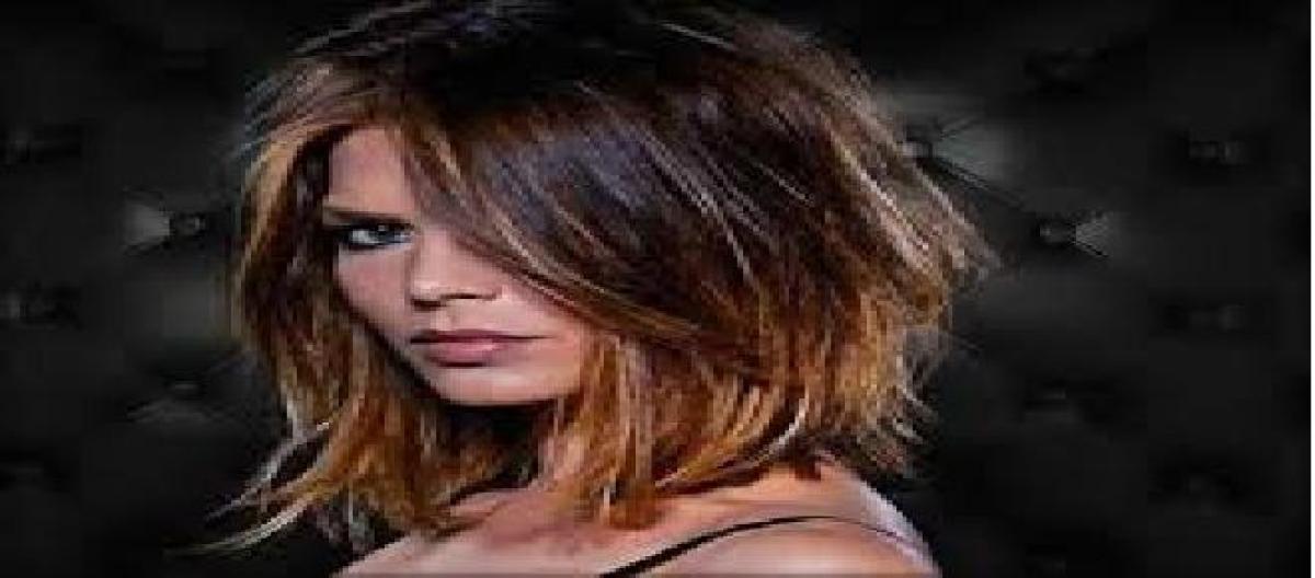 Tagli di capelli medi long bob