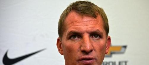Football coach Brendan Rodgers