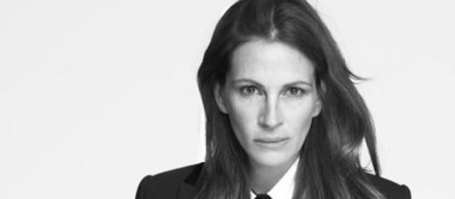 Julia Roberts, testimonial per Givenchy