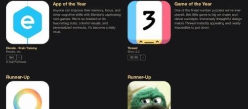 La classifica delle migliori app secondo Apple