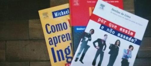 Os livros são aliados no aprendizado de idiomas