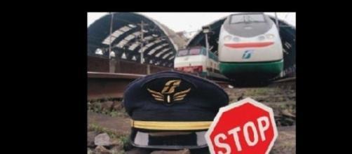 Sciopero treni venerdì 12 dicembre 2014