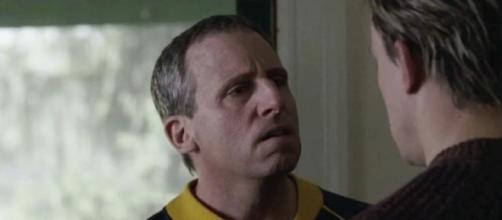 "Steve Carell en ""Foxcatcher"""