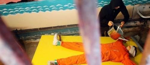 Tortura del submarino (waterboarding)