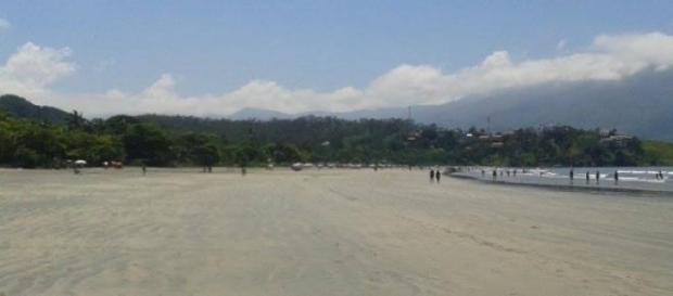 Barequeçaba: Praia da família