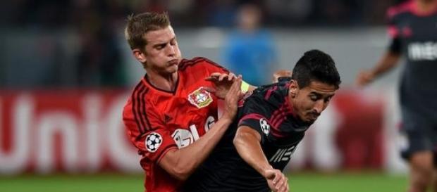 Benfica despede-se das competições europeias
