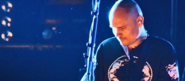 Billy Corgan, líder de los Smashing Pumpkins
