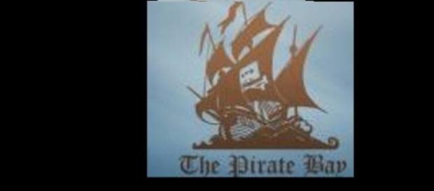imágen logo the pirate bay