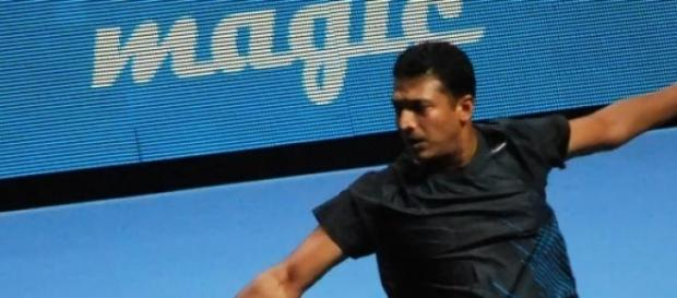 Mahesh Bhupathi, o organizador do evento
