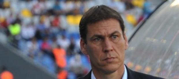 Rudi Garcia dovrà accontentarsi dell'Europa League
