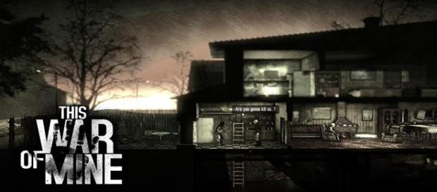 This war of mine photo jeu