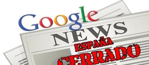 Google News España Cerrado