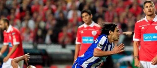 Grande clássico Porto-Benfica