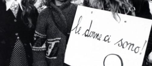 Immagine del movimento femminista