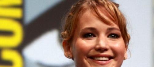 Jennifer Lawrence, la actriz del momento.
