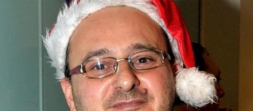 Massimo Tartaglia non supera la prova Santa Claus