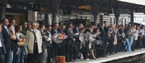 Sciopero dei treni, venerdì 12 dicembre