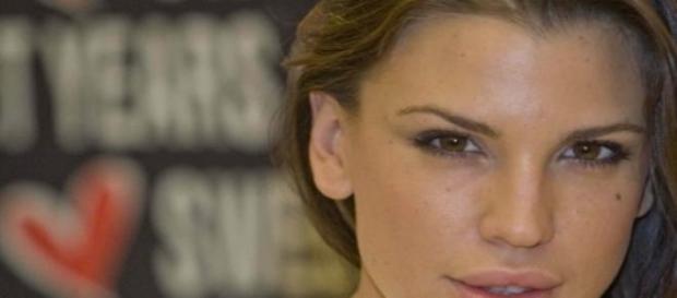 Claudia Galanti e la morte della figlia Indila