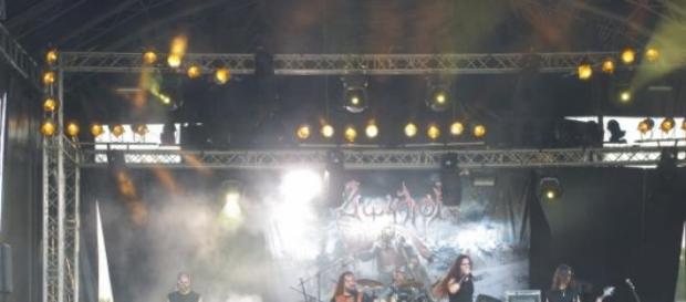 Os portugueses Gwydion actuaram no VOA em 2010.