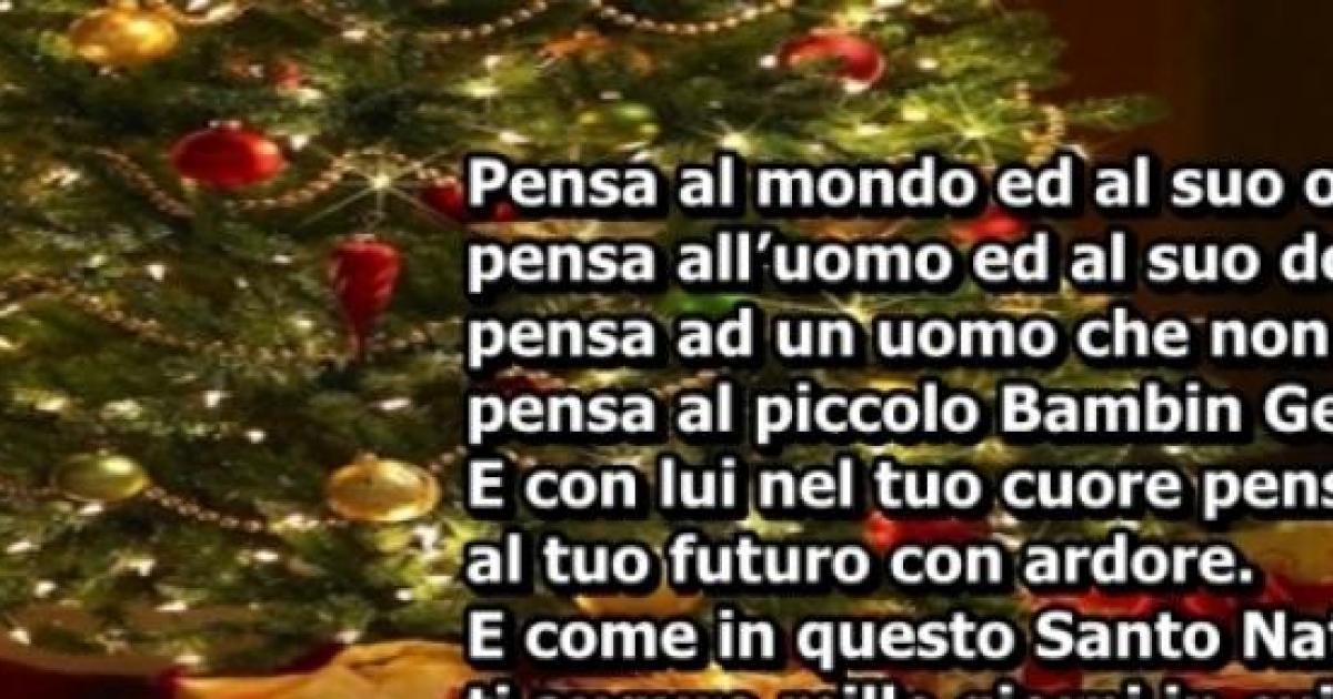 Frasi Rap Natale.Ecco 5 Frasi Di Natale Originali In Rima Perfette Per I